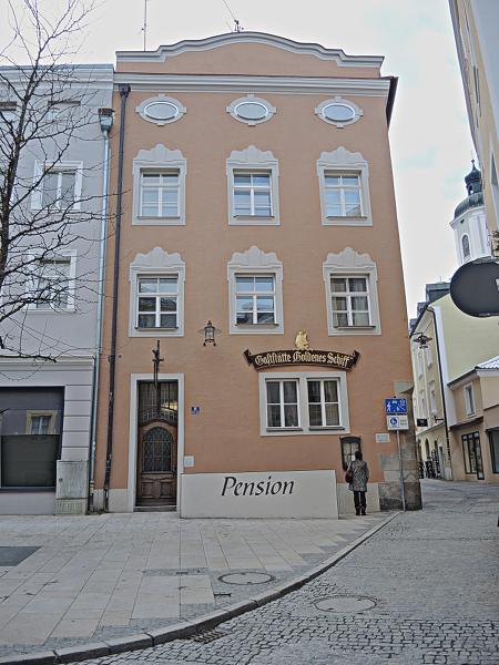 Architekten Passau poxleitner und huber architekten